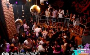 Nyíregyháza, Club Seven In The City - 2011. Június 17. Péntek