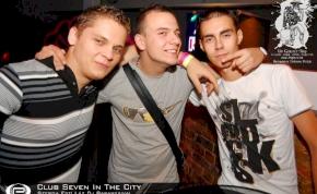 Nyíregyháza, Club Seven In The City - 2011. Július 27. Szerda