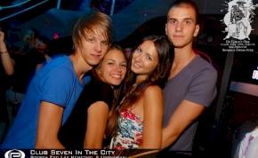 Nyíregyháza, Club Seven In The City - 2011. Augusztus 17. Szerda