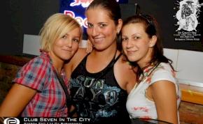 Nyíregyháza, Club Seven In The City - 2011. Szeptember 7. Szerda
