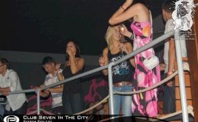 Nyíregyháza, Club Seven In The City - 2011. Szeptember 21. Szerda