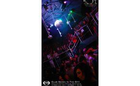 Nyíregyháza, Club Seven In The City - 2011. Október 7. Péntek