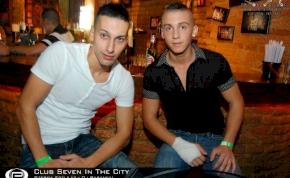 Nyíregyháza, Club Seven In The City - 2011. Október 19. Szerda