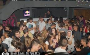 Nyíregyháza, Club Seven In The City - 2011. Október 21. Péntek