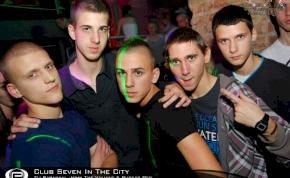 Nyíregyháza, Club Seven In The City - 2011. November 4. Péntek