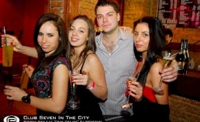 Nyíregyháza, Club Seven In The City - 2012. Január 18. Szerda
