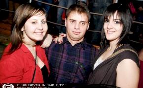 Nyíregyháza, Club Seven In The City - 2012. Február 1. Szerda