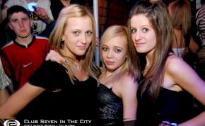 Nyíregyháza, Club Seven In The City - 2012. Március 9. Péntek