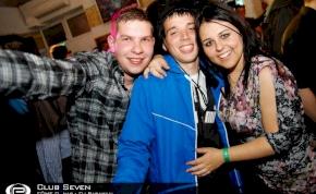 Nyíregyháza, Club Seven Café - 2012. Április 18. Szerda