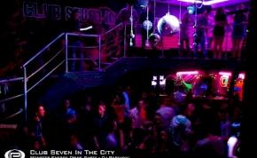 Nyíregyháza, Club Seven In The City - 2012. Május 4. Péntek