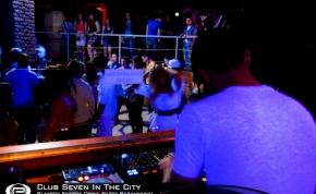 Nyíregyháza, Club Seven In The City - 2012. Május 11. Péntek