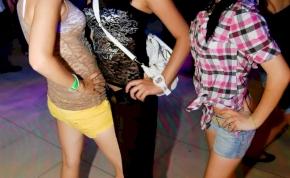 Nyíregyháza, Club Seven In The City - 2012. Június 20. Szerda