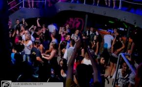 Nyíregyháza, Club Seven In The City - 2012. Július 27. Péntek