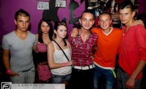 Nyíregyháza, Club Seven In The City - 2012. Augusztus 15.