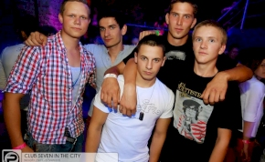 Nyíregyháza, Club Seven In The City - 2012. Szeptember 14. Péntek