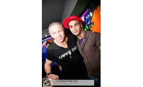 Nyíregyháza, Club Seven In The City - 2012. Október 17. Szerda