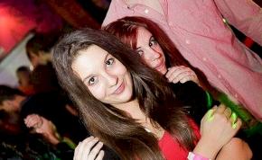 Nyíregyháza, Club Seven In The City - 2012. November 2. Péntek