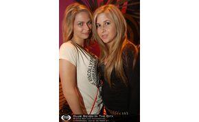 Nyíregyháza, Club Seven - 2010. október 27. szerda