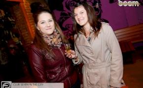 Nyíregyháza, Club Seven In The City - 2012. November 16. Péntek