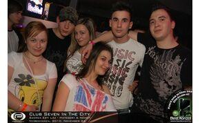 Nyíregyháza, Club Seven - 2010. november 24. Szerda