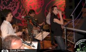 Nyíregyháza, Club Seven In The City - 2010. november 27. Szombat