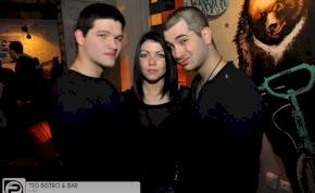 Miskolc, TED Bistro & Bar  - 2014. Március 08.