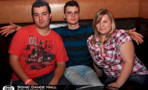 Hajdúszoboszló, Sonic Dance Hall - 2010. november 20. szombat