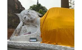 Utazás Thaiföld ősi fővárosába
