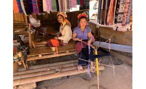 Utazás a Fehér és Kék templomhoz, valamint a thaiföldi hegyi népekhez