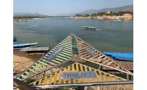 Az Aranyháromszög és a thaiföldi tea vidéke