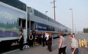 Az alaszkai vonatút, amit sohasem fogok elfelejteni
