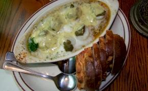Alaszka specialitása, azaz a sajtos lazac