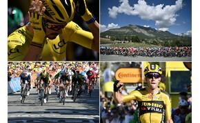 Képekben a most zajló Tour de France