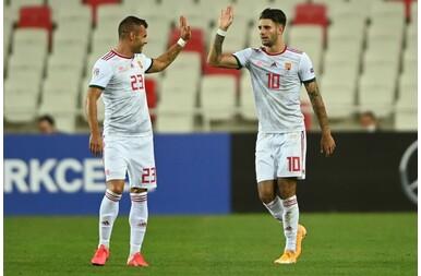 Nyertünk az első Nemzetek Ligája-mérkőzésen!