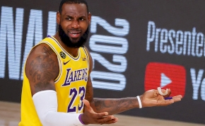 Kiütötte a Lakers a Heatet a nagydöntő első mérkőzésén