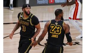 A második meccset is behúzta a Lakers