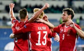 Magabiztos győzelem Bulgária ellen