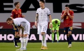 Spanyolország - Németország 6:0