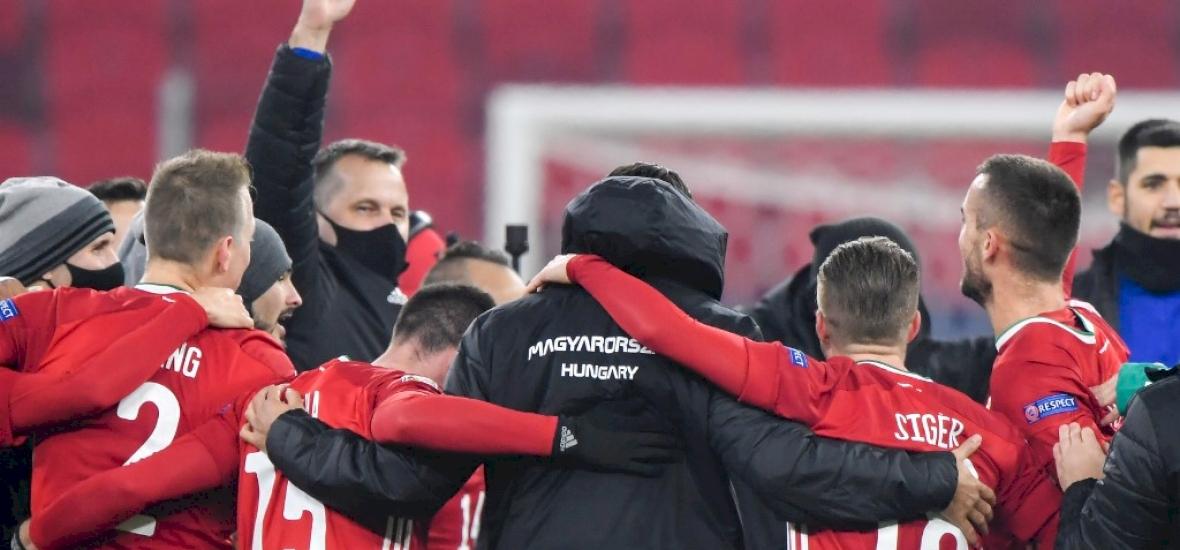 Csoportelső a magyar válogatott a B divízióban!