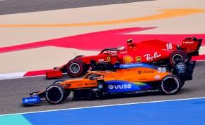 Elkezdődött a Bahreini F1 hétvége