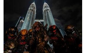 Predátorok Malajziában