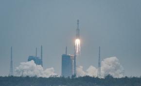 Kína nagyon komolyan gondolja űrprogramját