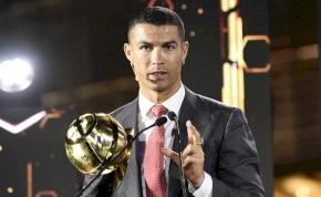 Megtartották a Globe Soccer Awards gálát