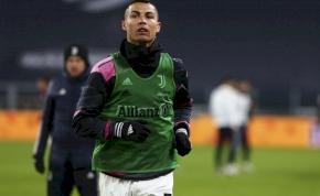 Ronaldo és a Juventus nagyszerűen kezdte az évet