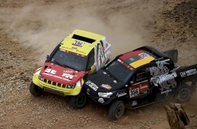Izgalmak a Dakar Rally 5. napján