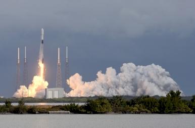 A SpaceX új rekordja