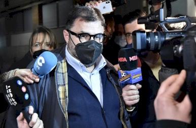 Nyomozás a Camp Nouban, Bartomeut letartóztatták
