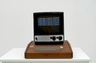 Így nézett ki az első Apple 1 számítógép, ami idén 45 éves