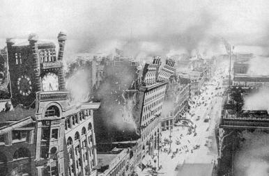 115 év telt el San Francisco apokaliptikus földrengése óta