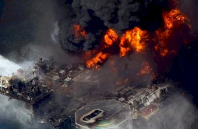 Sokkoló képek a Deepwater Horizon 11 éve történt katasztrófájáról